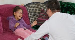 Beykoz Belediyesi'nden serebral palsili hastalara ücretsiz fizyoterapi hizmeti