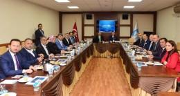 İBB Başkanı İmamoğlu, Başkan Ahmet Cin'le Pendik'te bir araya geldi