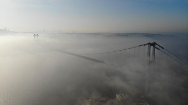 Sisli bir 15 Temmuz Şehitler Köprüsü