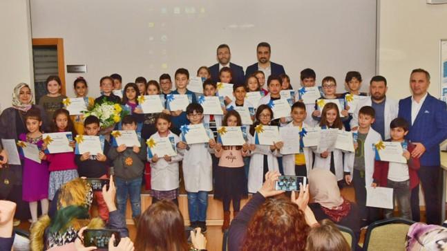 """Başkan Ahmet Cin, """"Bizim en büyük zenginliğimiz çocuklarımız"""""""