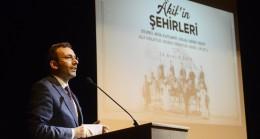 """Başkan Ahmet Cin,"""" Akif'i anlatmaya zaman yetmez"""""""