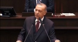 """Başkan Erdoğan, """"Çökerttik, çökertiyoruz, battı, bitti dediler…"""""""