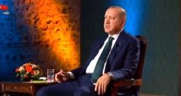 """Başkan Erdoğan, """"Kılıçdaroğlu siyasetini yalan üzerine bina eden bir insandır"""""""