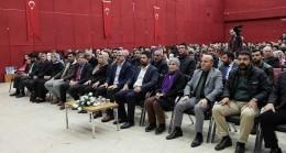 Milli Şairimiz Mehmet Akif Ersoy, Sancaktepe'de anıldı