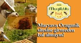 Organik balın adresi: Maryava Organik