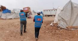 Ülker'den Suriyelilere merhamet kolisi