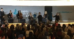 Üsküdar Belediyesi geri dönüşüm projesi, Haluk Levent'i Üsküdarlılarla buluşturdu