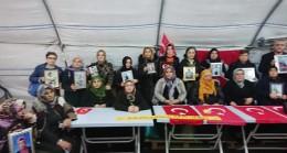 Yedi renk kadın platformu Diyarbakır anneleri ile tek yürek oldu