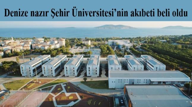 YÖK, Şehir Üniversitesi için kararını verdi