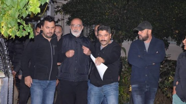 Ahmet Altan için adalet tecelli etti!