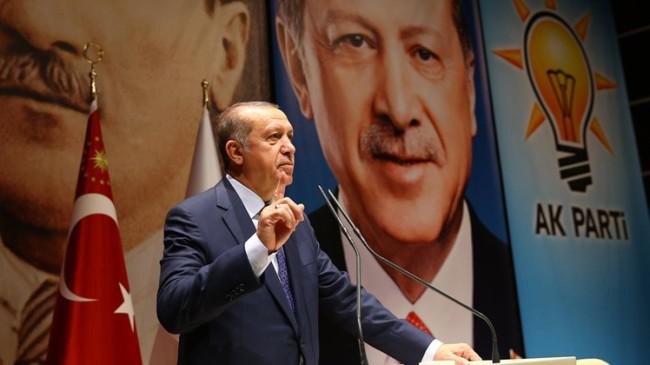 Başkan Erdoğan, AK Parti'li belediye başkanlarını takibe aldı