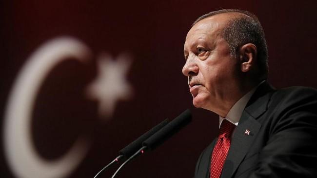 Başkan Erdoğan'dan güvenlik zirvesi