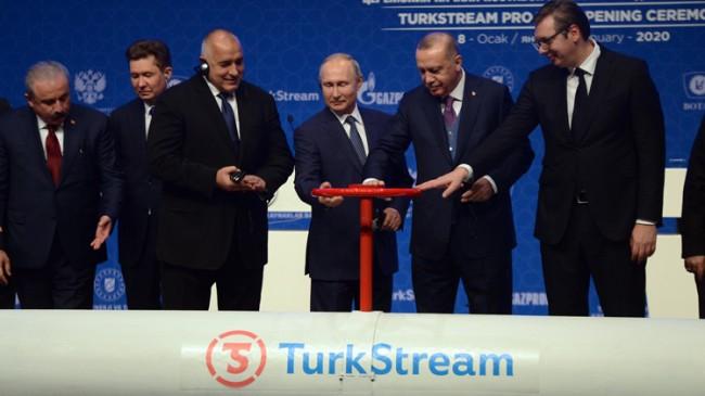 """Başkan Putin """"Rusya Türkiye işbirliği engelleme çabalarına rağmen gelişiyor"""""""