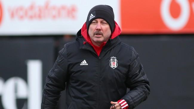 Beşiktaş, Ali Rıza Sergen Yalçın'a emanet