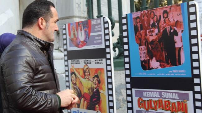 Beyoğlu'nda Münir Özkul ile Ayşen Gruda'ya vefa sergisi