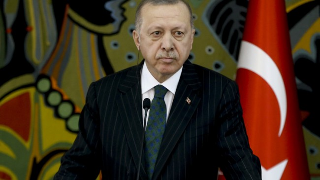 """Erdoğan, """"Kudüs Müslümanların kutsalıdır, plan asla kabul edilemez"""""""