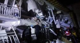 Elazığ depreminde ölü ve yaralılar var