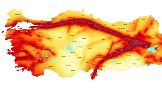 Fay hattı İstanbul sınırında bekliyor!