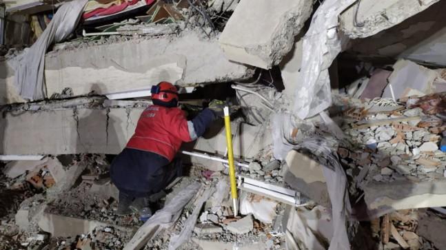 İBB, Elâzığ deprem bölgesinde