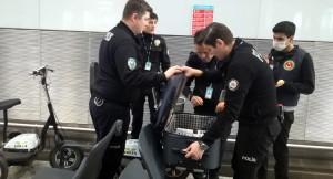 İstanbul Havalimanı'nda kuş operasyonu