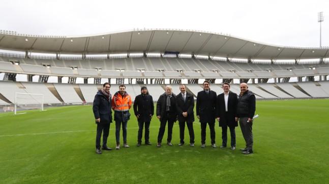 İstanbul'da UEFA Şampiyonlar Ligi finali koordinasyon toplantısı