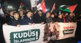 İstanbullulardan Trump'a Kudüs tepkisi