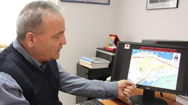 Jeoloji Profesörü İnan'dan İstanbulluları korkutan deprem açıklaması