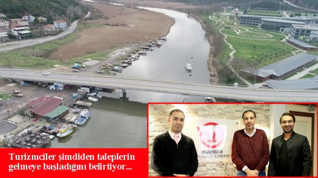 Kanal İstanbul için kruvaziyer gemiler şimdiden talep etmeye başladı