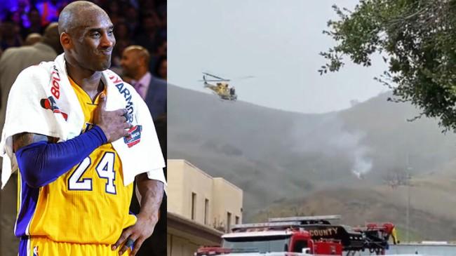 Kobe Bryant vefat etti