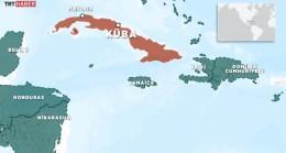 Küba 'da 7.7 büyüklüğünde deprem!