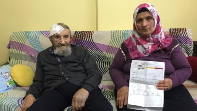 Şişli'de 93 yaşındaki Mevlüt Günbe'yi öldüresiye dövüp gasp ettiler