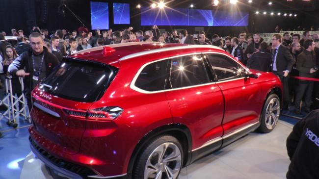 TOGG'un yerli otomobil sipariş açıklaması