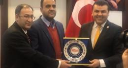 TÜMKİAD Genel Başkanı Nihat Tanrıkulu, İran'a önemli bir ziyaret gerçekleştirdi