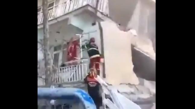 Türk Bayrağı için ölümü göze aldı