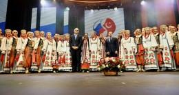 Türkiye-Rusya Karşılıklı Kültür ve Turizm Yılı kapanış buluşması
