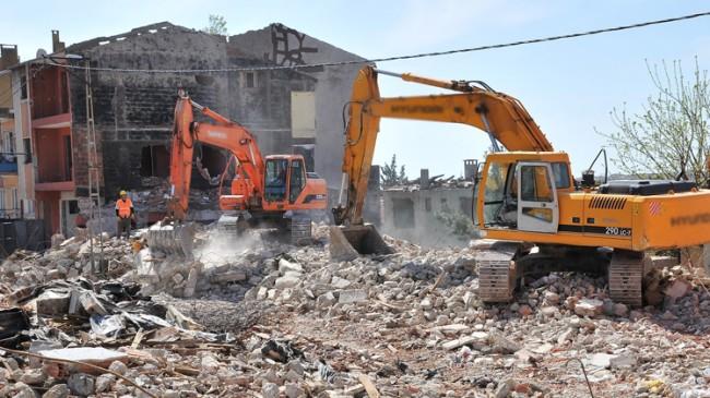 Türkiye'de 1,5 milyon bina yenileniyor