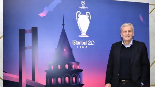 UEFA'dan Olimpiyat Stadına tam not