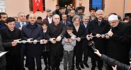 Bakan Yardımcısı Demircan, Süleyman Ağa Camii'nin açılışı yaptı