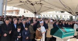 Başkan Erdoğan, Kılıç'ın cenazesine katıldı