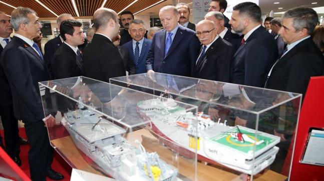 Başkan Erdoğan, Teknopark-İstanbul 2. etap açılışını gerçekleştirdi