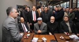 Başkan Keskin, Sultanbeylilere mülkiyet süreciyle ilgili bilgiler verdi
