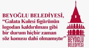 Beyoğlu Belediyesi, kasıtlı yapılan yersiz ve mesnetsiz haberlere cevap verdi!