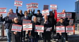 Hataylılardan Mustafa Akıncı'ya haddini bildiren tarihi bir cevap