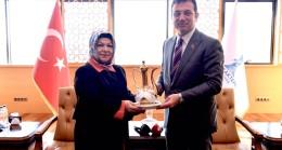 İBB Başkanı Ekrem İmamoğlu'ndan Sancaktepe Belediyesine ziyaret