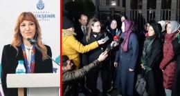 İBB'li Yeşim Meltem Şişli, ahlaksız zihniyetinin cezasını çekmeli!