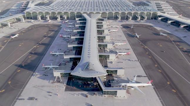 İstanbul Havalimanı Dünya 2.'si