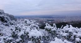 Kar Aydos'a kadar geldi