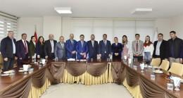 Pendik Belediyesi, kardeş şehir Mamuşa'yı misafir etti