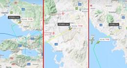 Sabiha'da parçalanan uçağın radar ekran görüntüleri ortaya çıktı
