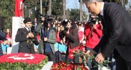 Mehmet Akif Ersoy, İstiklal Marşının kabulünün 99. yıl dönümünde kabri başında anıldı